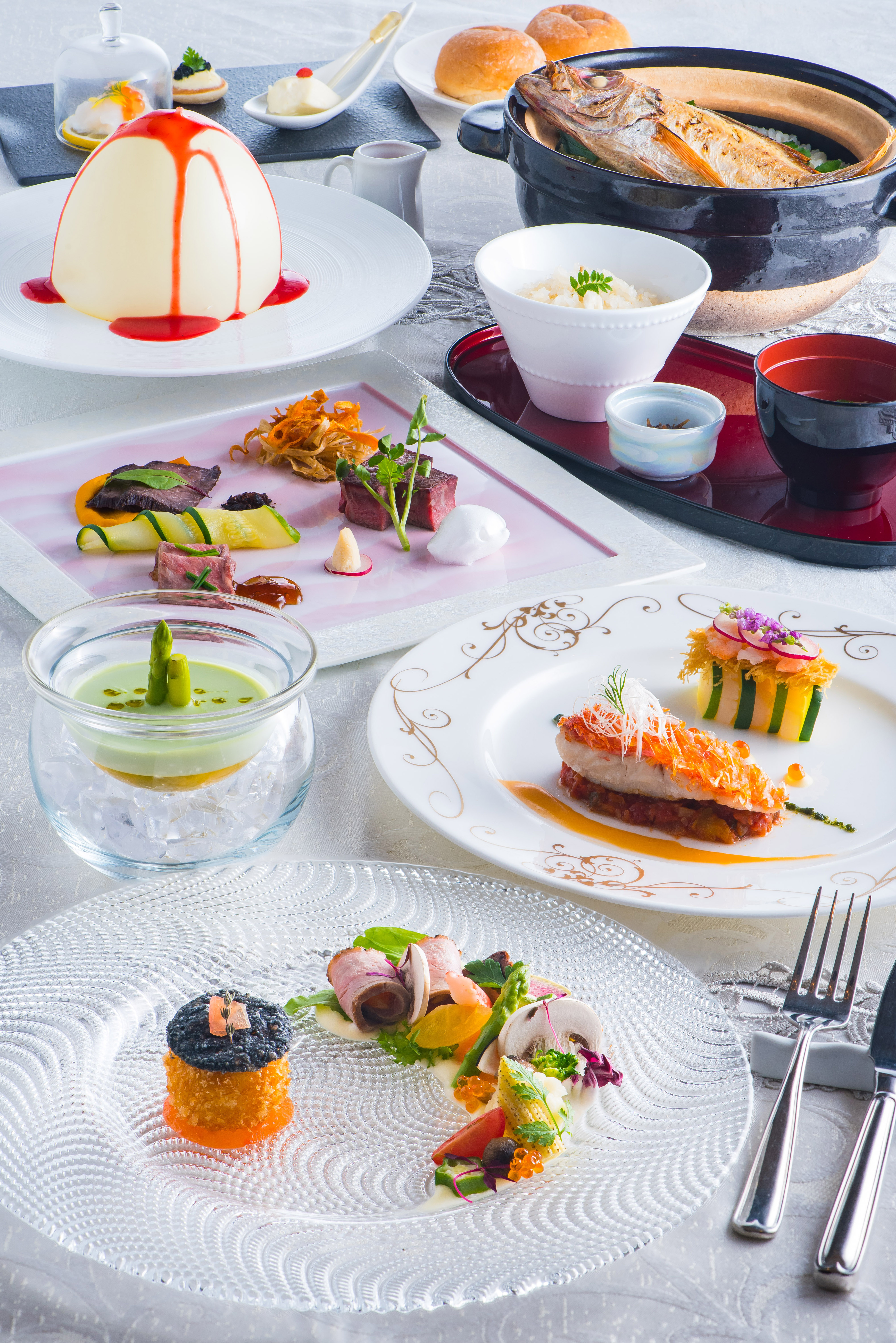 NEW! 婚礼料理 | 愛媛県松山市の結婚式場ベルフォーレ松山